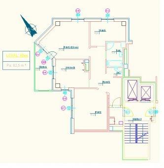 Zdjęcie do ogłoszenia Bezpośrenio wynajmę mieszkanie 80 m2 z garażem