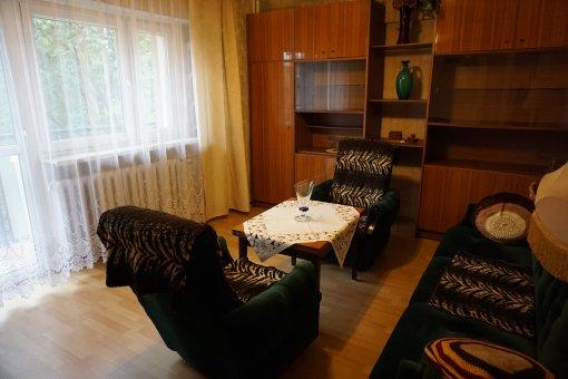 Zdjęcie do ogłoszenia Mieszkanie dwupokojowe 42m2 PIASTOWSKA/PODCHORĄŻYC