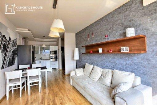 Zdjęcie do ogłoszenia Komfortowy apartament ul Giełdowa , 5 min od metra