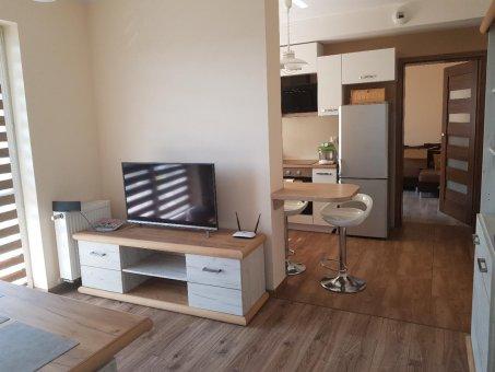 Zdjęcie do ogłoszenia Komfortowe mieszkanie w pełni umeblowane