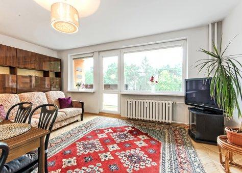Zdjęcie do ogłoszenia Mieszkanie dwupokojowe ul. Kujawska 32 - Kasjopeja
