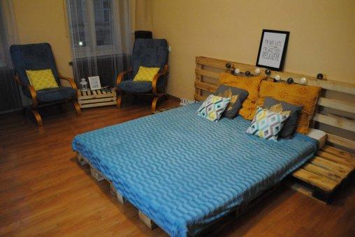 Zdjęcie do ogłoszenia Duży pokój na doby loft 1-2 osobowy centrum pary