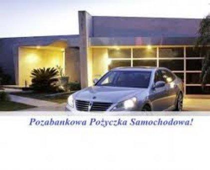 Zdjęcie do ogłoszenia Pozyczka auto - pozyczka na kredyt - pozyczka osob