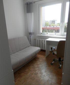Zdjęcie do ogłoszenia pokój 1-os w mieszkaniu trzypokojowym (ZWM)