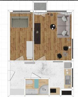 Zdjęcie do ogłoszenia 2 pokojowe mieszkanie do wynajęcia