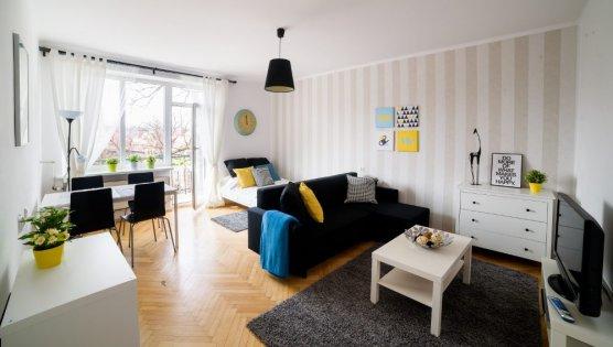Zdjęcie do ogłoszenia Apartament Figaro na Łobzowskiej