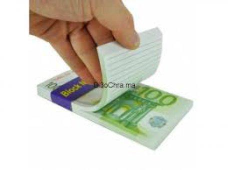 Zdjęcie do ogłoszenia Oferta pożyczki między zwłaszcza poważnych i szybk