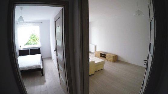 Zdjęcie do ogłoszenia Wrocław Wynajem (NOWE) Mieszkanie 2 Pokoje 54m2
