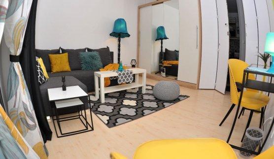 Zdjęcie do ogłoszenia 3 pokoje w mieszkaniu 54 m2 GDYNIA - Pogórze